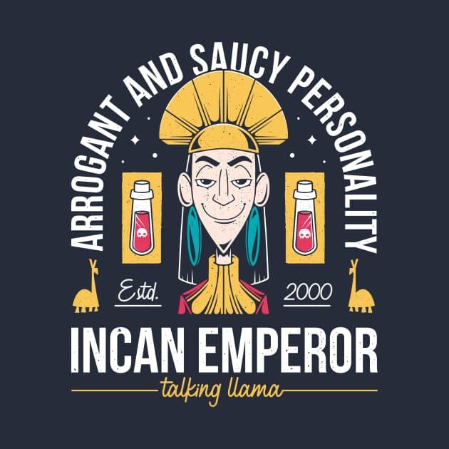 Incan Emperor