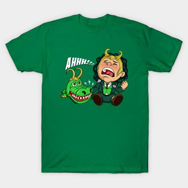 Loki Bite T-Shirt