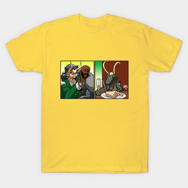 Low Key Yelling Loki T-Shirt