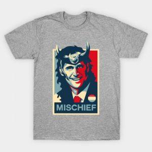 MISCHIEF Loki T-Shirt