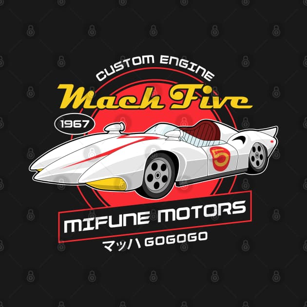 Mach Five - Mifune Motors