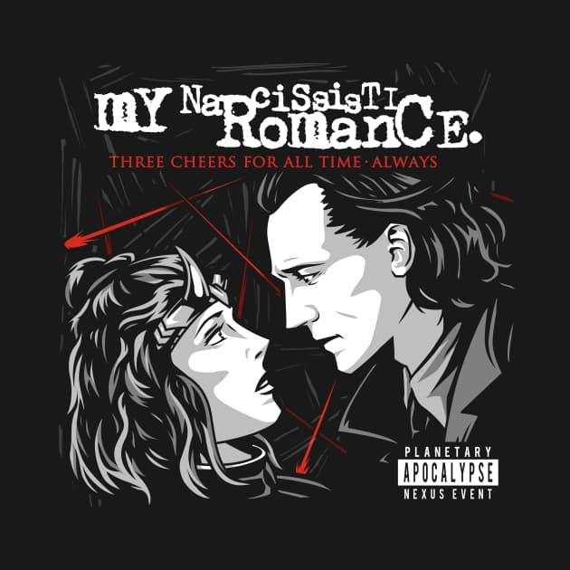My Narcissistic Romance