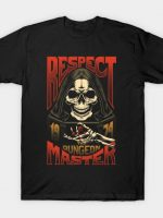 Respect The Dungeon Master T-Shirt