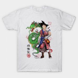 Dragon Ball Goku T-Shirt