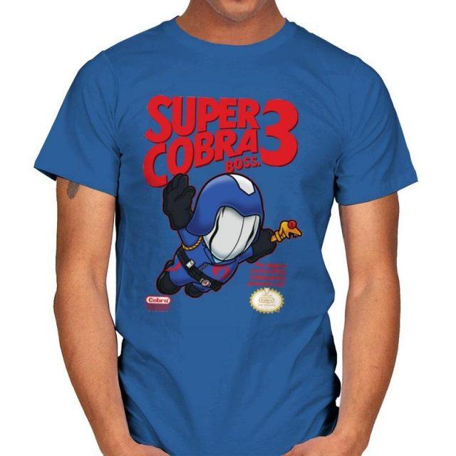 SUPER COBRA BOSS T-Shirt