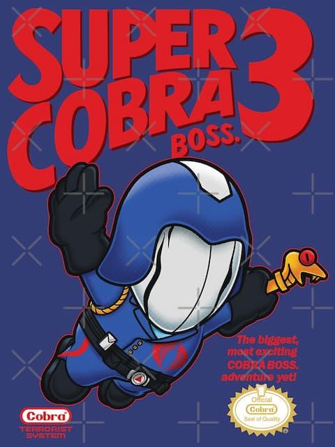 SUPER COBRA BOSS