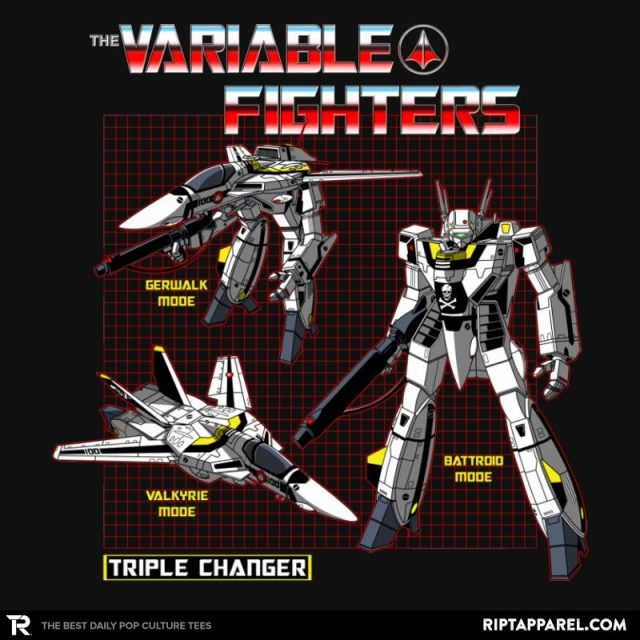 THE VARIABLE FIGHTERS