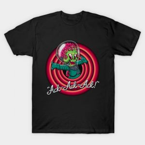 That's All Humans! Mars Attacks! T-Shirt