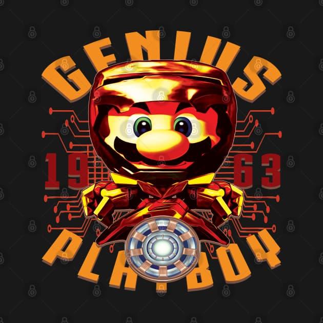 Genius Playboy