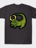 The King Alligator T-Shirt