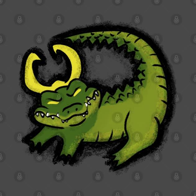 The King Alligator
