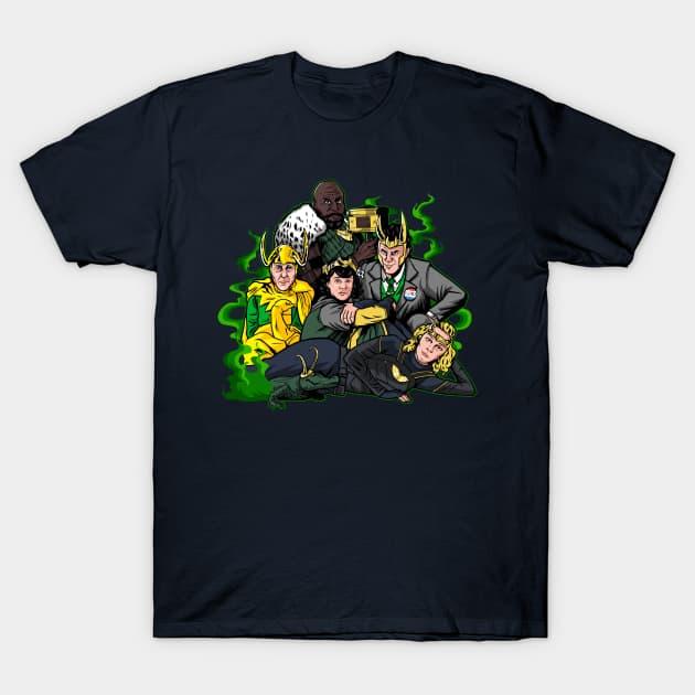 The Variant Club T-Shirt