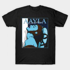 Aayla Secura T-Shirt