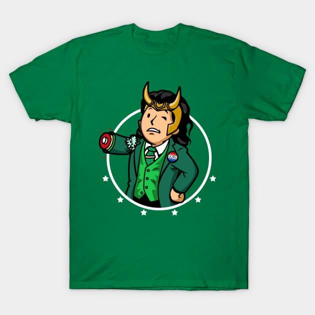 President Loki T-Shirt
