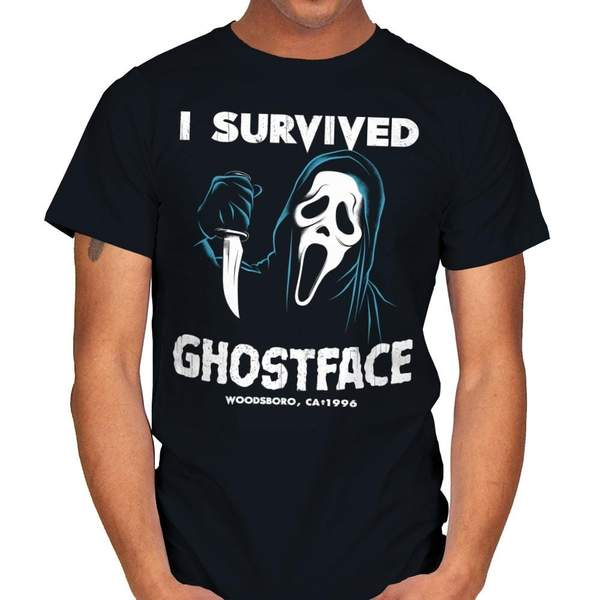 I Survived Ghostface T-Shirt
