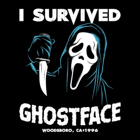 I Survived Ghostface