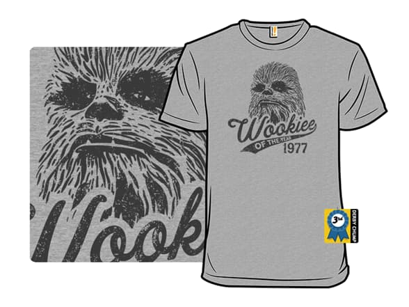 Wookiee of the Year T-Shirt