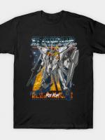 Xi Gundam Hathaway T-Shirt