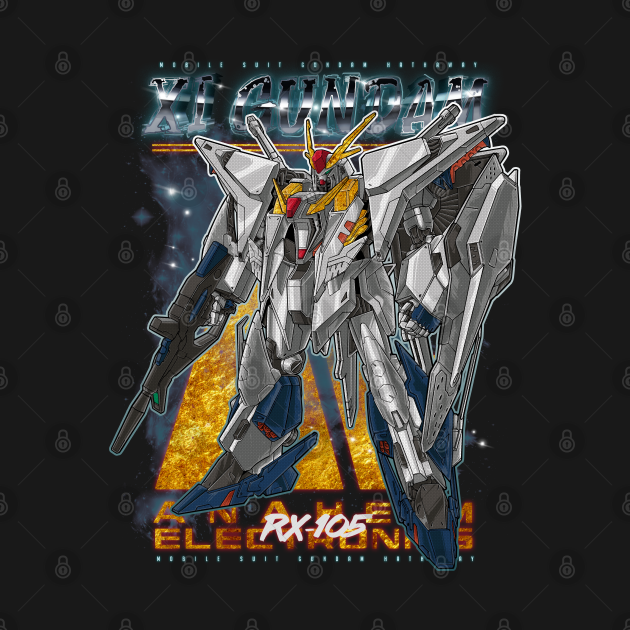 Xi Gundam Hathaway
