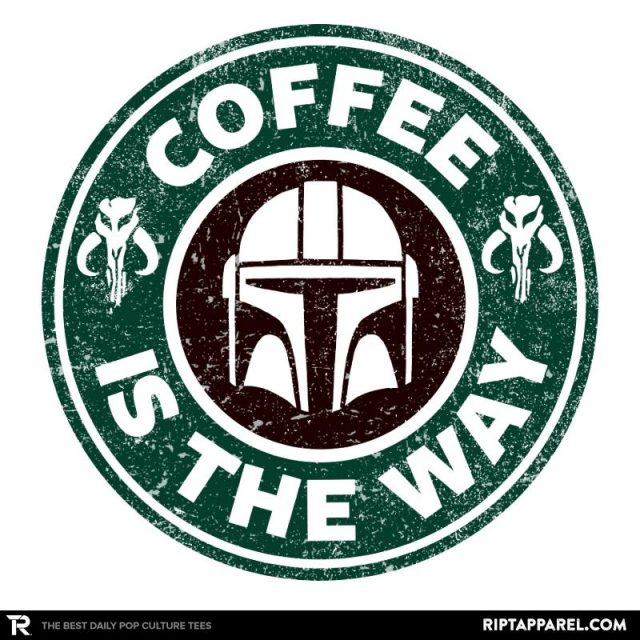COFFEE IS THE WAY