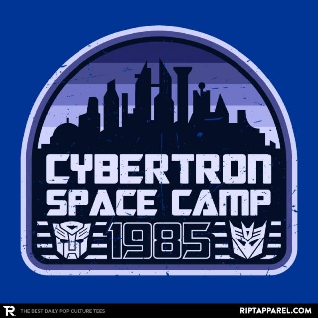 CYBERTRON SPACE CAMP