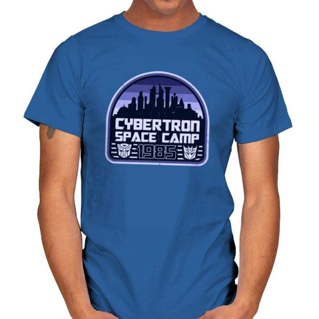 CYBERTRON SPACE CAMP T-Shirt