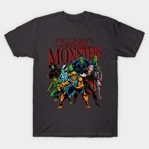Classic Monsters T-Shirt