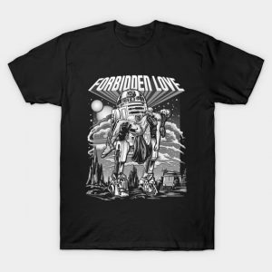Star Wars Forbidden Love T-Shirt