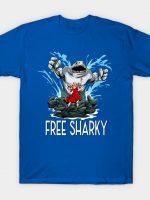 FREE SHARKY T-Shirt