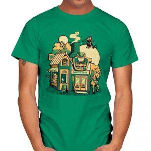 HYRULE COFFEE SHOP T-Shirt
