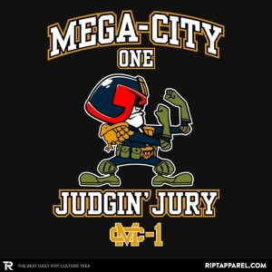 JUDGIN' JURY
