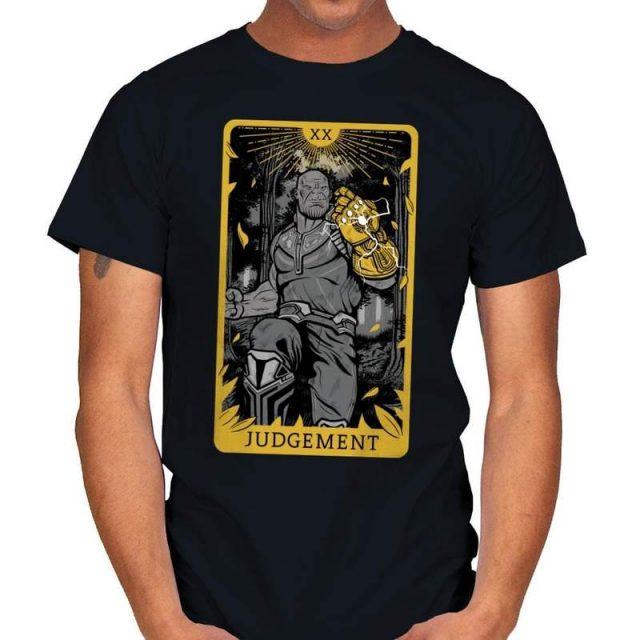 Thanos Judgement T-Shirt