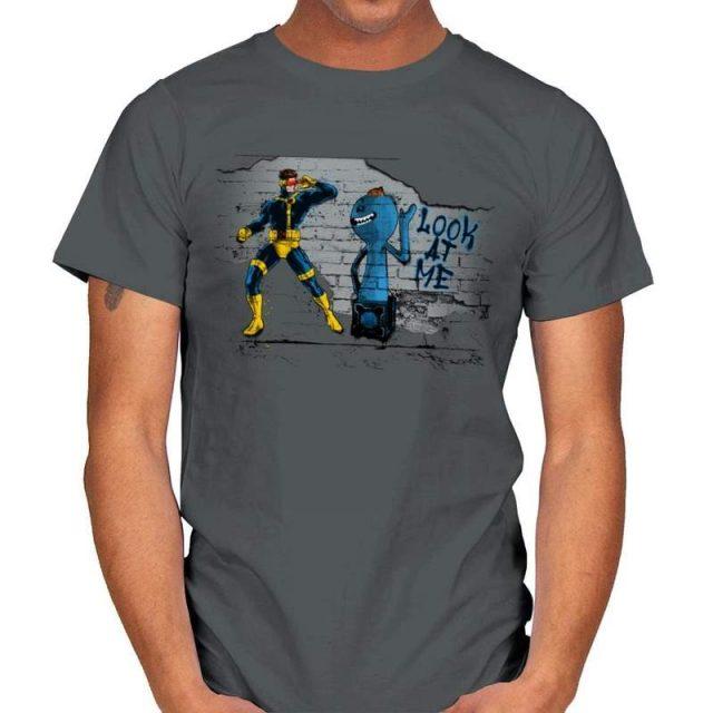Cyclops/Meeseeks T-Shirt