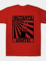 Mutants United T-Shirt