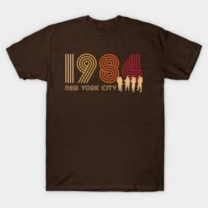 New York City 1984 Ghostbusters T-Shirt