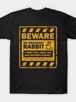 No Ordinary Rabbit T-Shirt