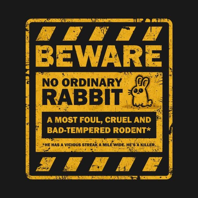 No Ordinary Rabbit