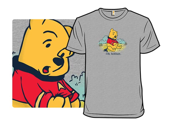 Winnie the Pooh Oh Bother T-Shirt