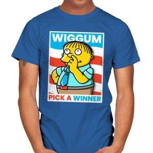 PICK A WINNER - Ralph Wiggum T-Shirt