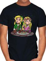 PRINCESS AND THE HERO T-Shirt