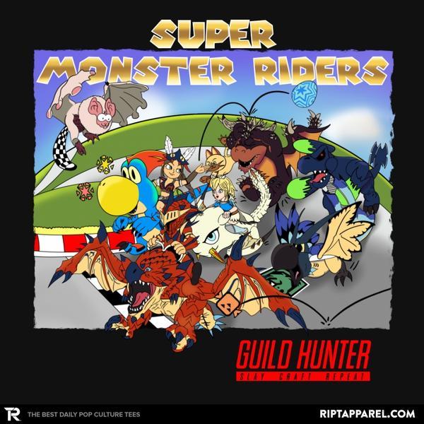 SUPER MONSTER RIDERS
