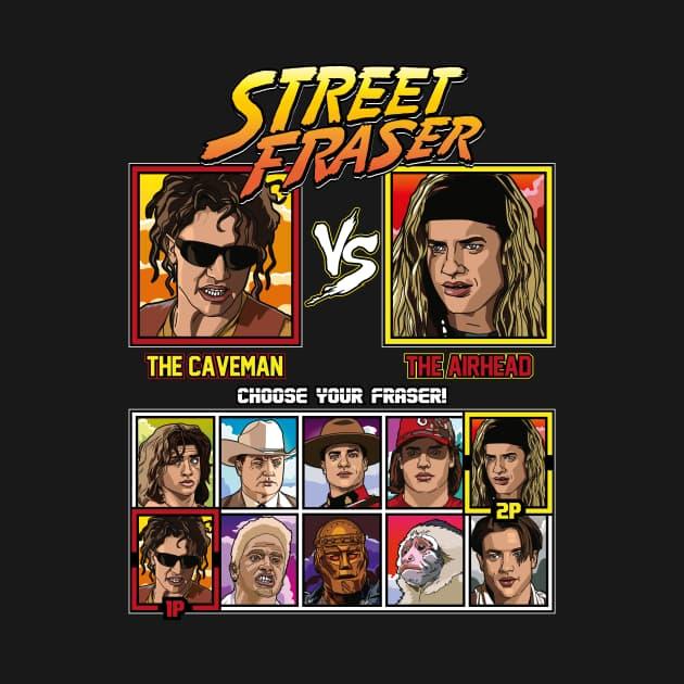 Street Fraser