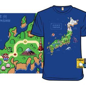 Super Japan World T-Shirt