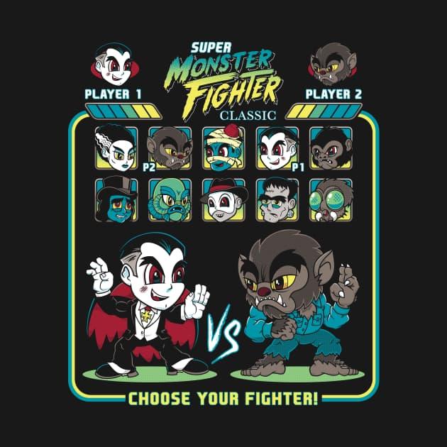 Super Monster Fighter