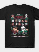 Super Slasher Fighter T-Shirt