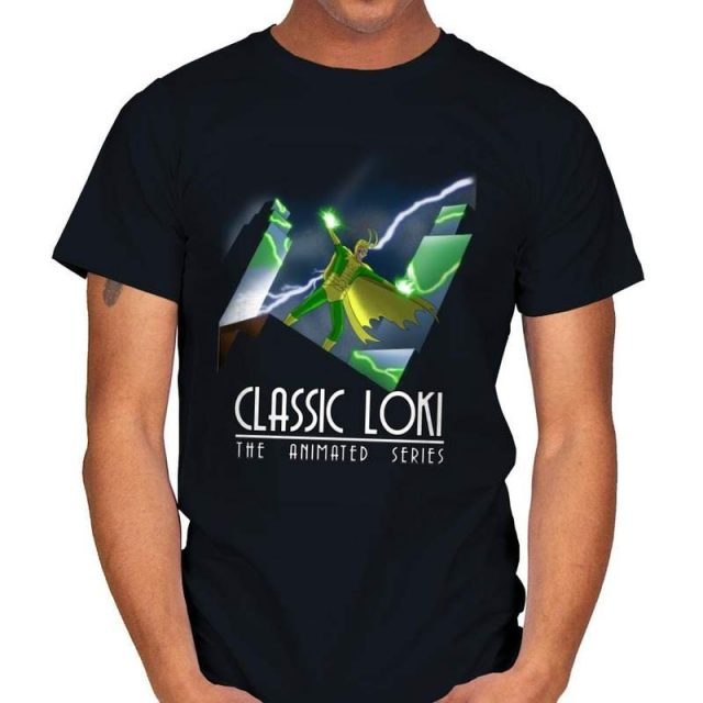 Classic Loki T-Shirt