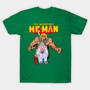 The Incredible He-Man T-Shirt