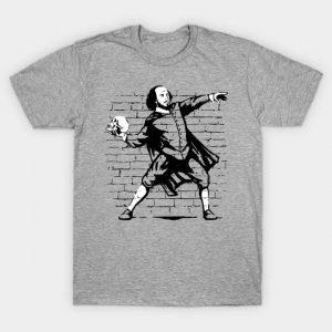 The Poet - William Shakespeare T-Shirt