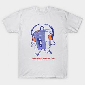 The Walk Man T-Shirt