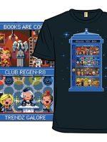 Tiny Time Machine Remix T-Shirt